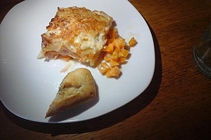 Kürbis - Lachs - Lasagne 42