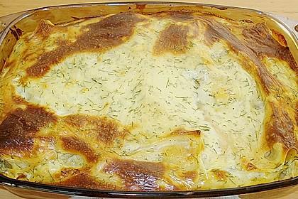 Kürbis - Lachs - Lasagne 71