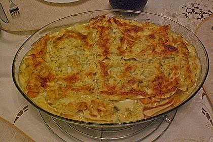 Kürbis - Lachs - Lasagne 73