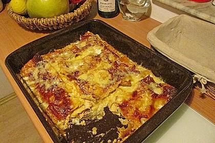 Kürbis - Lachs - Lasagne 94