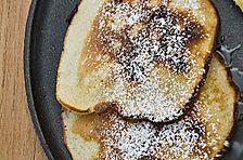 Pancake mit Blaubeeren