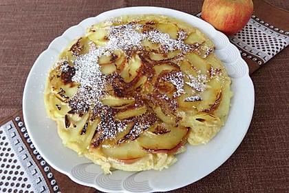 Apfel-Pfannkuchen 1