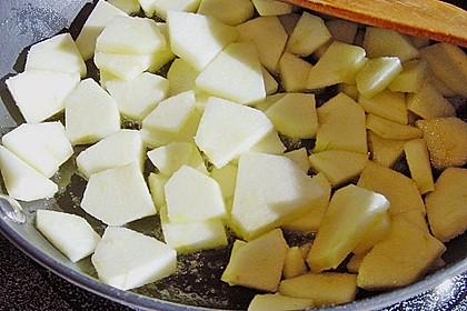 Apfel - Pfannkuchen 20