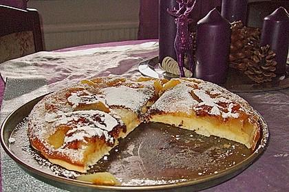 Apfel - Pfannkuchen 8