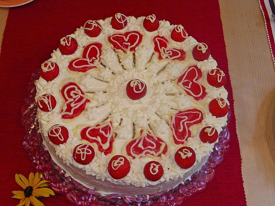 Kuchen geburtstag schokolade