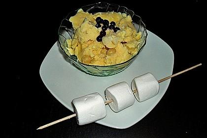 Marshmallow - Macadamia - Eiscreme 1