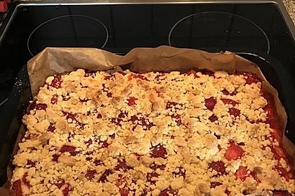 Erdbeer - Streuselkuchen 1