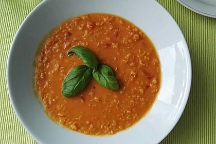 Rote Linsen-Kokos-Suppe 19