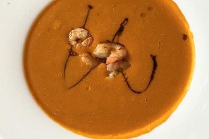 Rote Linsen-Kokos-Suppe 30