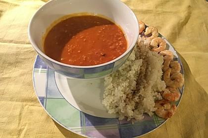 Rote Linsen-Kokos-Suppe 35