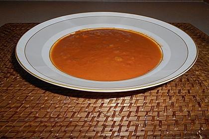 Rote Linsen - Kokos - Suppe 33