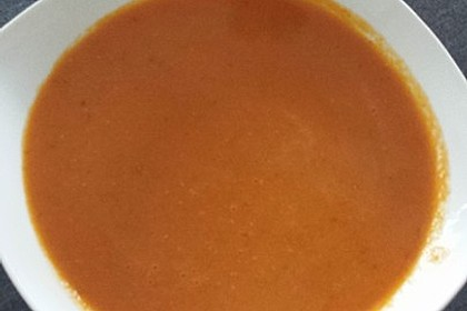 Rote Linsen-Kokos-Suppe 47