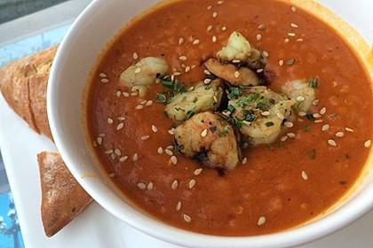 Rote Linsen-Kokos-Suppe 20