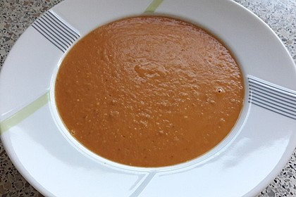Rote Linsen-Kokos-Suppe 51
