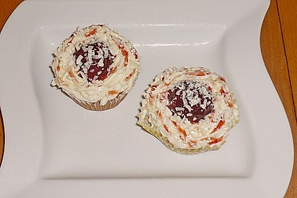 Meatball Spaghetti Cupcakes 1