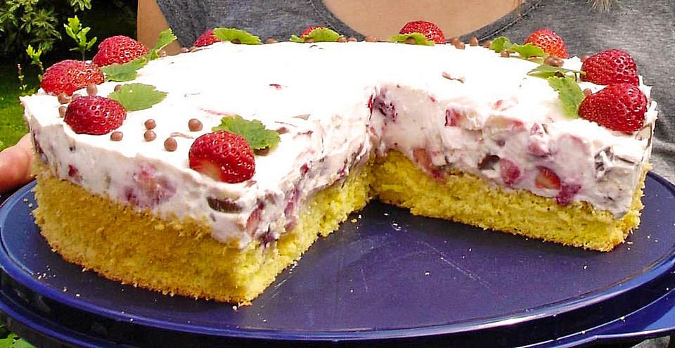Yogurette Torte Crem Rezepte Chefkoch De