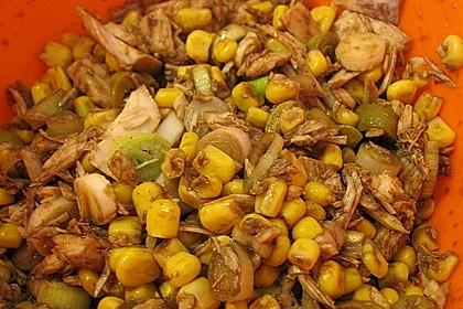 Thunfisch - Mais - Salat 6