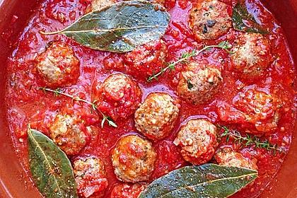 Albondigas in Tomatensauce 5