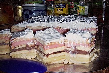 Adrianas Pudding - Kekskuchen 1