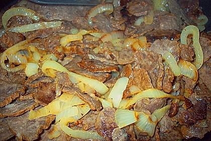 Kebab - Auflauf 3