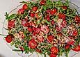 Rucola - Erdbeer - Salat