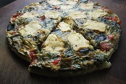 Gemüse - Frittata 5