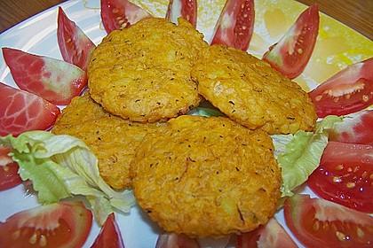 Patates Köfte 1