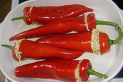 Gefüllte Spitzpaprika mit Couscous 21