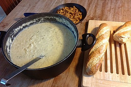 Kartoffel-Sauerkraut Suppe mit Räuchertofu 2