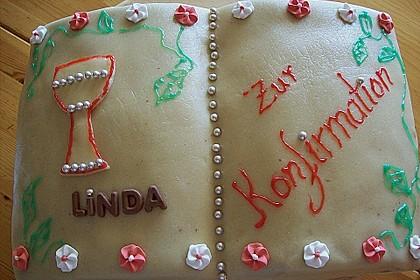 Torte in Buchform 12