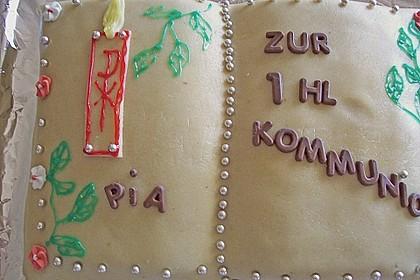 Torte in Buchform 7