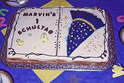 Torte in Buchform 11