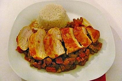 Zimt - Safran - Huhn 3
