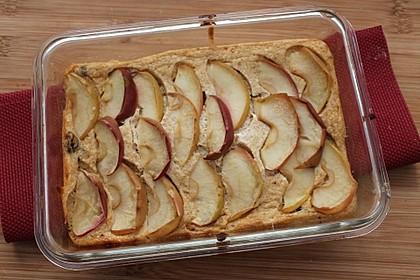 Apfel - Topfen - Auflauf