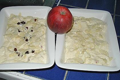 Apfel - Topfen - Auflauf 9