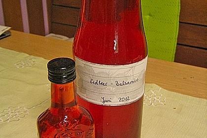 Balsamico - Erdbeer - Essig 7