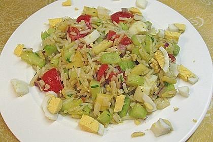 Frischer Reissalat 4