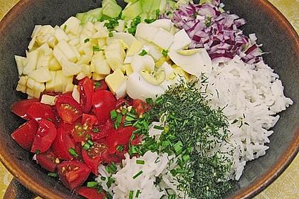 Frischer Reissalat 3