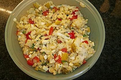 Frischer Reissalat 2