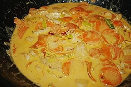 Curry-Geschnetzeltes 4