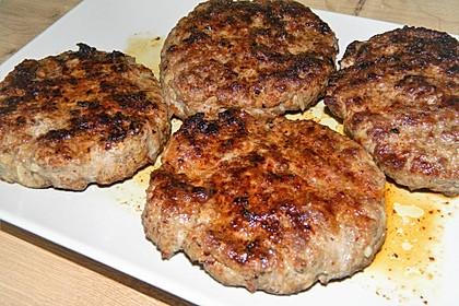 Burger Patties 1