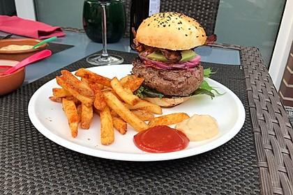Burger Patties 3