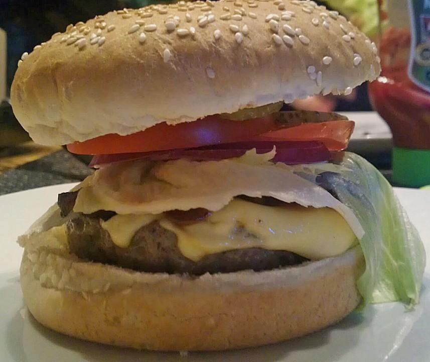 burger patties rezept mit bild von mephisto79. Black Bedroom Furniture Sets. Home Design Ideas