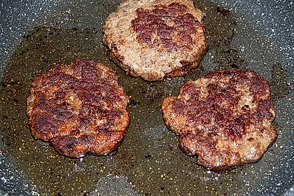 Burger Patties 22