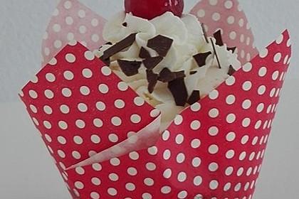 Schwarzwälder Kirsch Cupcakes 66