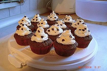 Schwarzwälder Kirsch Cupcakes 166