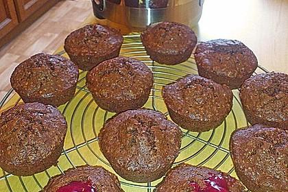 Schwarzwälder Kirsch Cupcakes 190