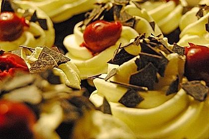 Schwarzwälder Kirsch Cupcakes 102