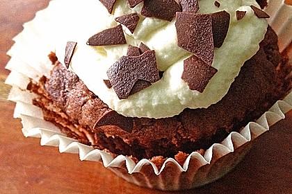 Schwarzwälder Kirsch Cupcakes 85