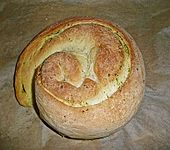 Pesto Schnecke (Bild)